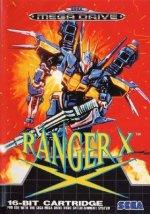 Sega Megadrive - Ranger X