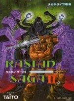 Sega Megadrive - Rastan Saga 2