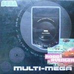 Sega Mega CD - Sega Megadrive Road Avenger Multimega Console Boxed
