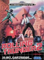 Sega Megadrive - Rolling Thunder 2