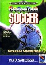Sega Megadrive - Sensible Soccer European Championship