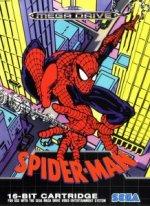 Sega Megadrive - Spiderman