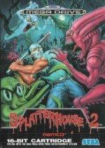 Sega Megadrive - Splatterhouse 2