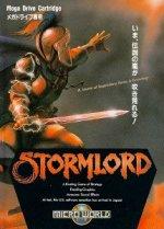 Sega Megadrive - Stormlord