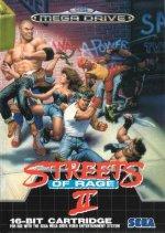Sega Megadrive - Streets of Rage 2