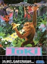Sega Megadrive - Toki - Going Ape Spit
