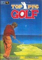Sega Megadrive - Top Pro Golf