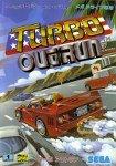 Sega Megadrive - Turbo Outrun