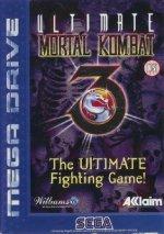 Sega Megadrive - Ultimate Mortal Kombat