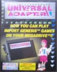 Sega Megadrive - Sega Megadrive Datal Universal Adapter Boxed