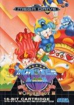 Sega Megadrive - Wonderboy 3 - Monsters Lair