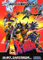 Sega Megadrive - X-Men