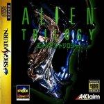 Sega Saturn - Alien Trilogy