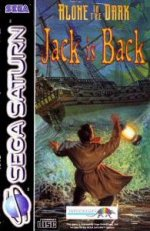 Sega Saturn - Alone in the Dark - Jack is Back