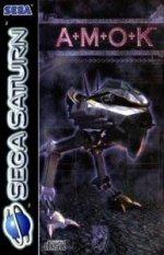 Sega Saturn - AMOK