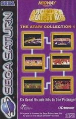 Sega Saturn - Arcades Greatest Hits - The Atari Collection