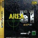 Sega Saturn - Area 51