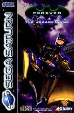 Sega Saturn - Batman Forever - The Arcade Games