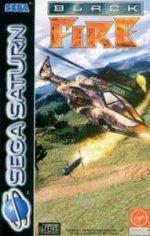 Sega Saturn - Black Fire