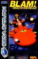 Sega Saturn - Blam Machinehead