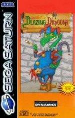 Sega Saturn - Blazing Dragons