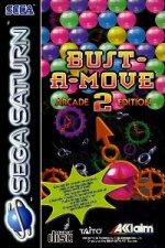 Sega Saturn - Bust-A-Move 2 - Arcade Edition