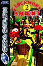 Sega Saturn - Clockwork Knight 2