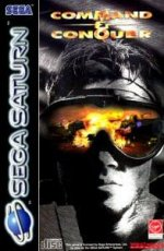 Sega Saturn - Command and Conquer