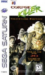 Sega Saturn - Corpse Killer - Graveyeard Edition
