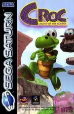 Sega Saturn - Croc - Legend of the Gobbos