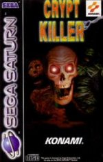 Sega Saturn - Crypt Killer