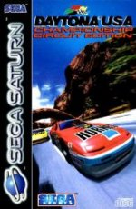 Sega Saturn - Daytona USA - Championship Circuit Edition