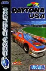 Sega Saturn - Daytona USA
