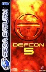 Sega Saturn - Defcon 5