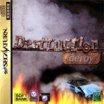 Sega Saturn - Destruction Derby