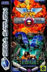 Sega Saturn - Digital Pinball