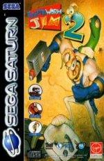 Sega Saturn - Earthworm Jim 2