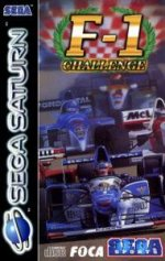 Sega Saturn - F1 Challenge