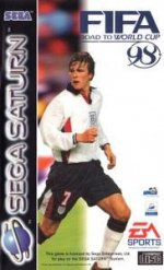 Sega Saturn - FIFA 98