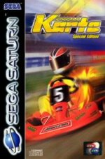 Sega Saturn - Formula Karts Special Edition