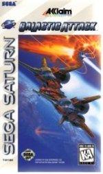 Sega Saturn - Galactic Attack (US)