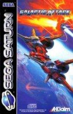 Sega Saturn - Galactic Attack