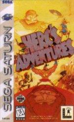 Sega Saturn - Hercs Adventures