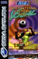 Sega Saturn - International Victory Goal