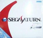 Sega Saturn - Sega Saturn Japanese White Console Boxed