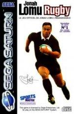 Sega Saturn - Jonah Lomu Rugby