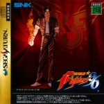 Sega Saturn - King of Fighters 96 plus RAM