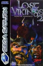 Sega Saturn - Lost Vikings 2 - Norse by Norsewest
