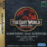 Sega Saturn - Lost World - Jurassic Park