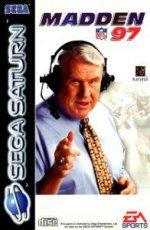 Sega Saturn - Madden NFL 97